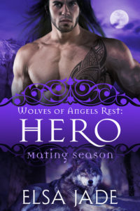 Hero by Elsa Jade wolf shifter paranormal romance