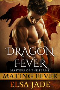 Dragon Fever by Elsa Jade dragon shifter paranormal romance