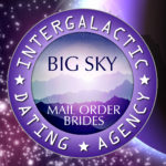 Intergalactic Dating Agency Big Sky Alien Mail Order Brides by Elsa Jade