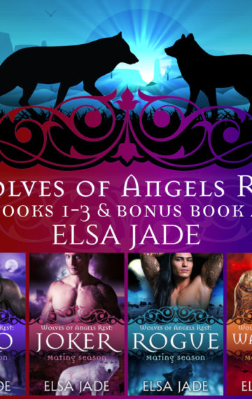 Wolves of Angels Rest: Books 1-4 Box Set Collection