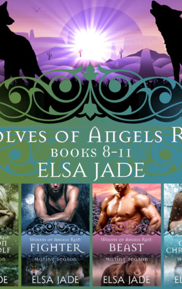 Wolves of Angels Rest: Books 8-11 Box Set Collection