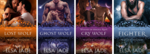Mating Season paranormal shifter romances by Elsa Jade