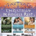 Christmas in Angels Rest by Elsa Jade paranormal wolf and coyote shifter holiday romance box set