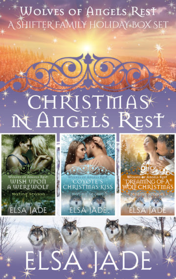 Christmas in Angels Rest: A Shifter Family Holiday Box Set