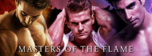 Masters of the Flame by Elsa Jade dragon shifter paranormal romance
