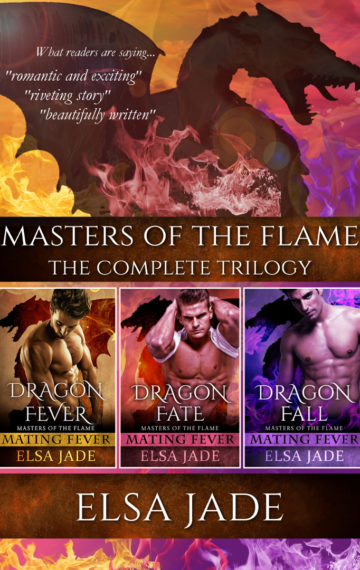 Masters of the Flame: The Complete Trilogy