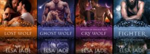 Mating Season paranormal shifter romances by Elsa Jade